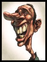 Caricature Madness 03 by poojipoo