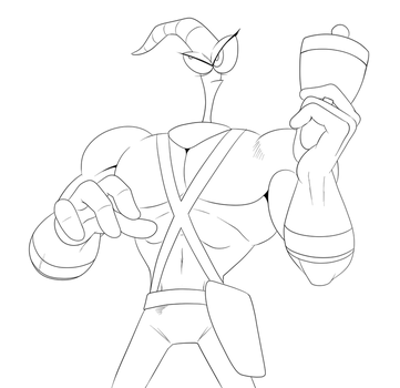 Earthworm Jim by ss2sonic