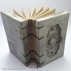 the Crete Book by LuthienThye