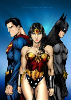 Trinity by nfxdesign