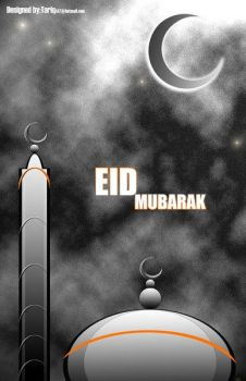 Dear All friends EID MUBARAK by tmchgee