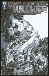 Fugitoid commish by MichaelDooney