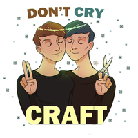 Dan and Phil CRAFTS by Julia-Kisteneva