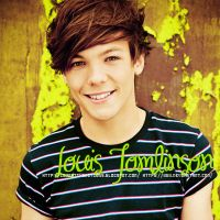 Display de Louis Tomlinson by LovesickEditions