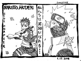 We can be heroes... (Naruto Akiden) by Link2Time