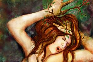 The Agony of Daphne by LibertineM