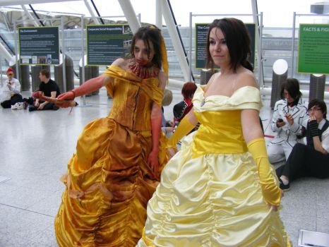 LDN Expo Oct 09 - Before and.. by AnzennaArtz