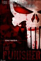 The Punisher by hZm16