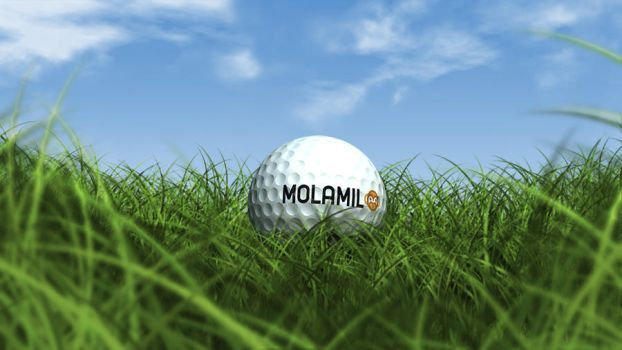 3d golf ball by Thonbo