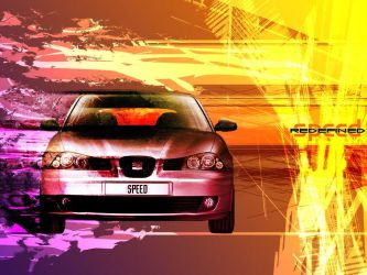Speed Redefined by GraphicArtist2k5