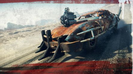 Mad Max: The Furnace by Ricky47