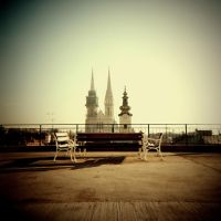 Morning in Zagreb by slatkatajna