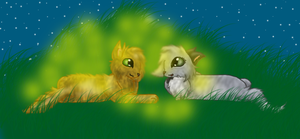Prize:Now I See The Light by GrowlitheArtistGirl