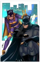 Babs and Bruce Colors by DRMoore