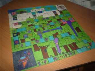 Sonic Board Game by HalfSword