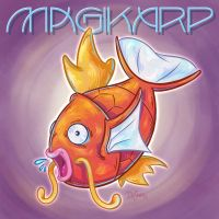 Magikarp by SuperEdco