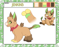 Jenkins (Wyngling) - APPROVED! by DancingInBlue