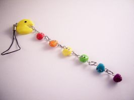 Pac Man Charm by SophieXSmith