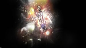 David villa wallpaper by MorBarda