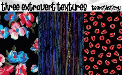 extrovert textures by tearsthaticry