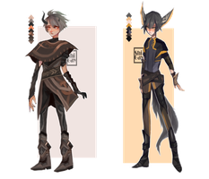 [Adopts] Set Price Doubles (OPEN- 2nd) by shigay