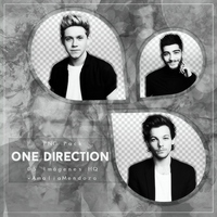 ONE DIRECTION PNG Pack #4 by LoveEm08