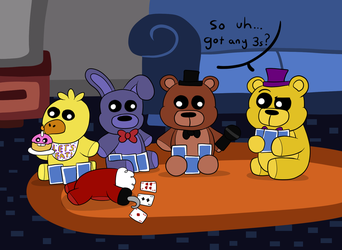 Card game by Rustywolf14