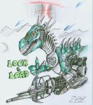 Lock and Load (2000-2004 artwork) by AseliaNL