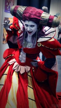MCM1310: Countess Carmilla by R-Spanner