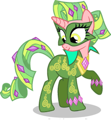 AU Lemon Zest as Radience by SunsetShimmer333