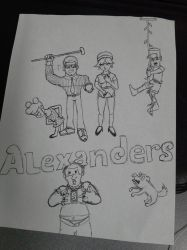 Alexanders by Whatsome