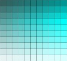 Colour Pallet Teal by Sovereignce