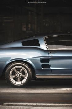 1967 Fastback - Shot 7 by AmericanMuscle