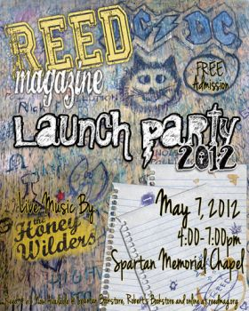Reed Magazine Promo Poster by empress-m