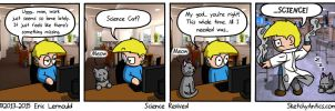Science Revived by SketchyAntics