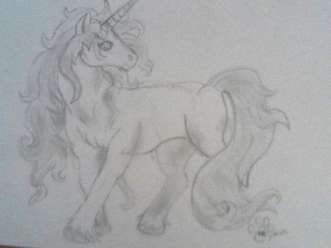 my first unicorn by Puppiesareawesome001