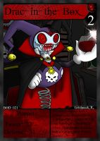 NecroMasters Card Game BOD-021 - Drac-in-the-Box by PlayboyVampire