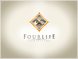 FourLife Consulting Logo by Dick3rl3