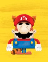 Mario by TheBeastIsBack
