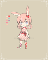 -Open- Bunny Heart Auction by Kanomatsu