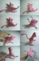 Mew - PipeCleaners by Zhiibe