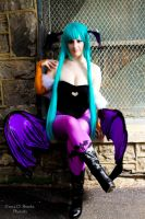 Morrigan 13 by IchigeiCosplay