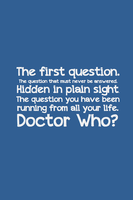 Spoilerish - Doctor Who by inkandstardust