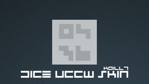 Dice UCCW Skin by kgill77