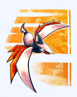 Skarmory Doodle