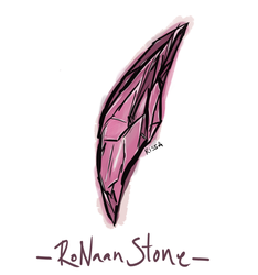 RoNaan Stone by valhaia