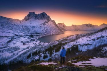 norway mountains by roblfc1892