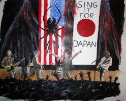 SING it for Japan by Mirish