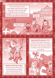 [SFW Comic] World Destruction 48 by vavacung