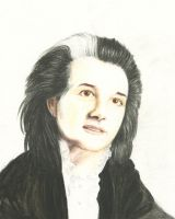 Dave Vanian by MouseBorg